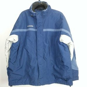 Columbia ski winter jacket